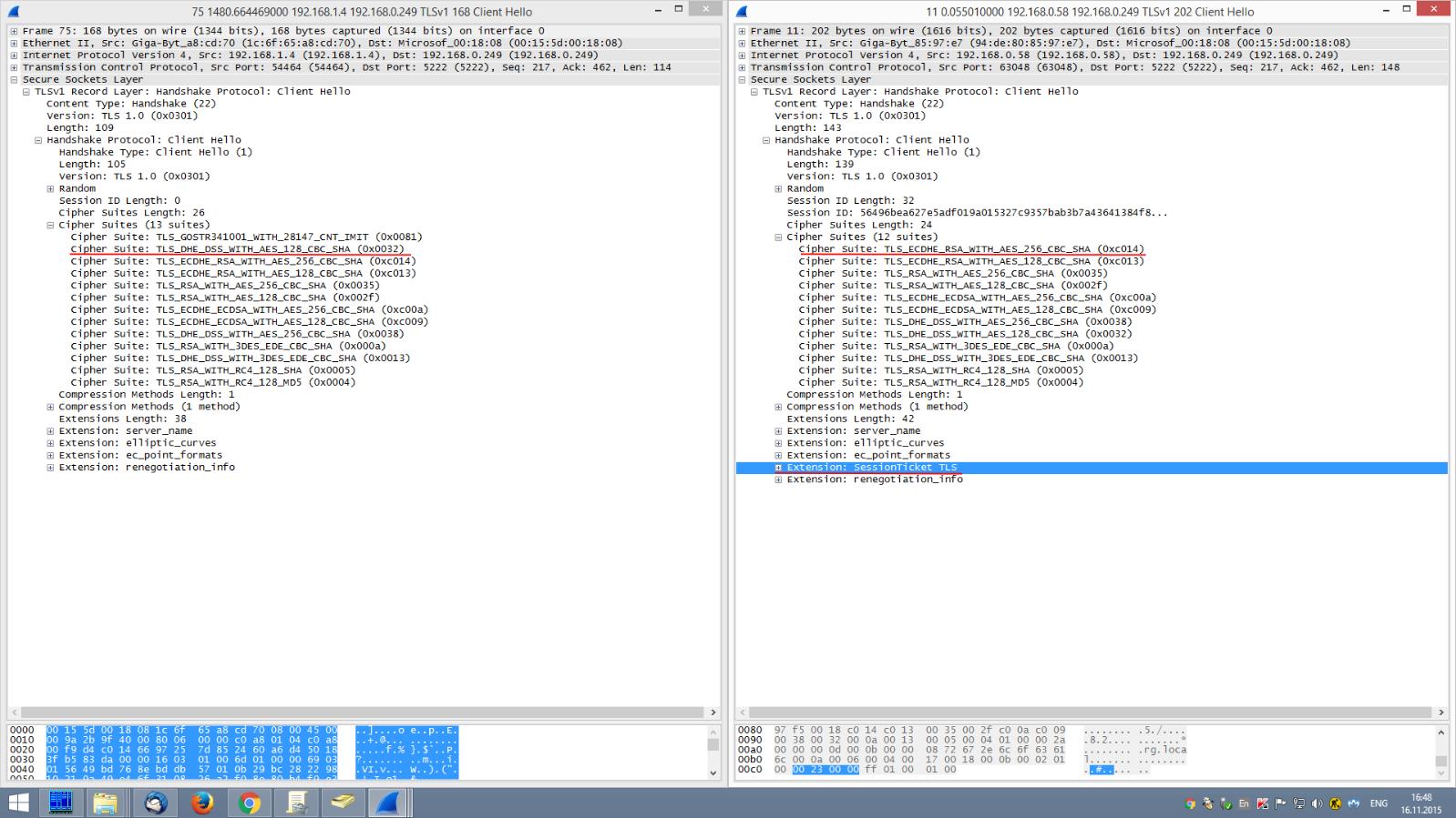 SSL handshake error - Openfire Support - Ignite Realtime