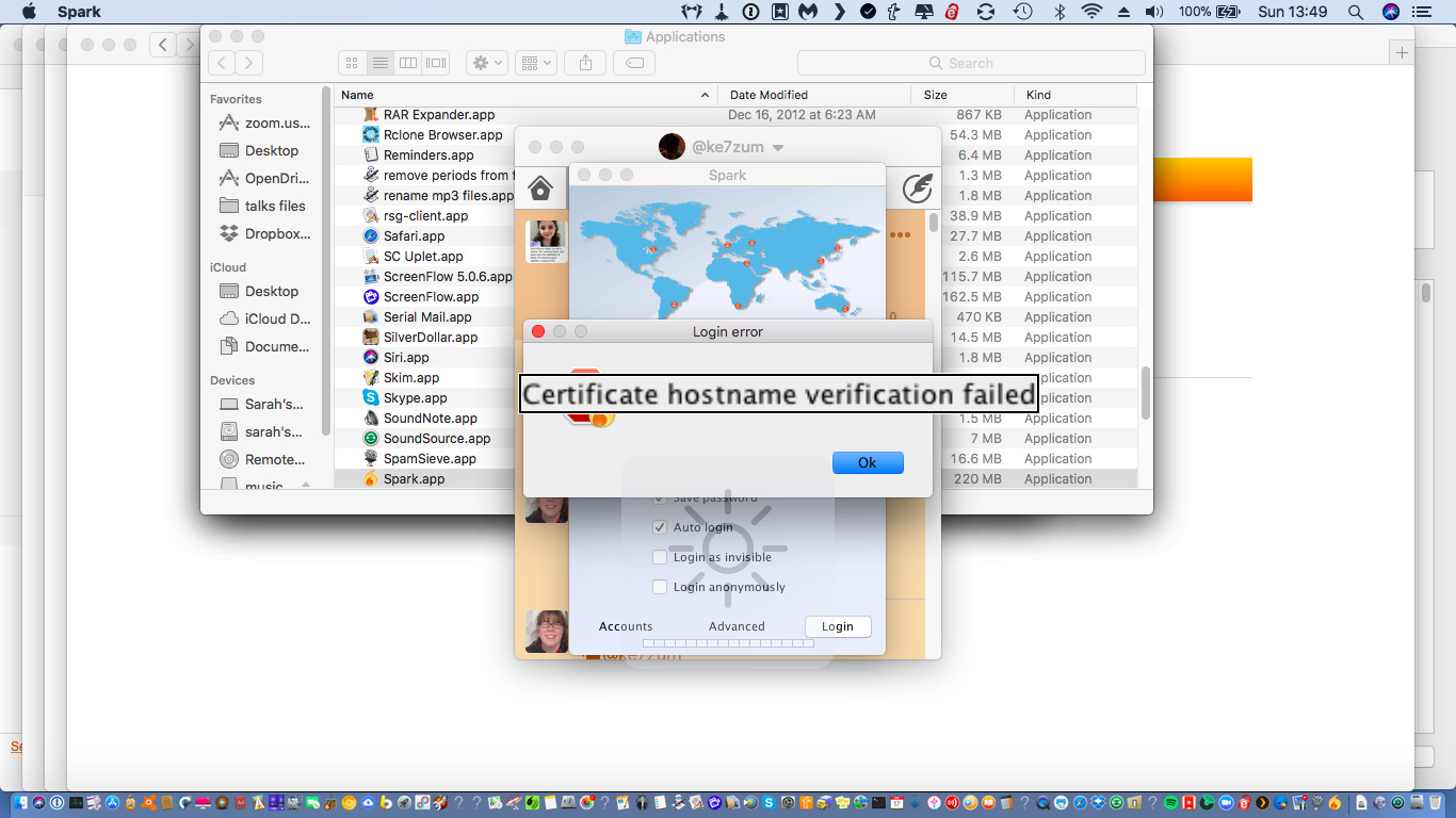 Certificate hostname verification failed spark 281 spark screen shot 2017 10 22 at 14917 pmg1366x768 279 kb 1betcityfo Image collections