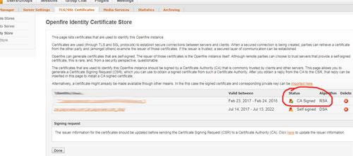 SSL port 7443 Ofmeet Jitsi-meet - Openfire Plugins - Ignite